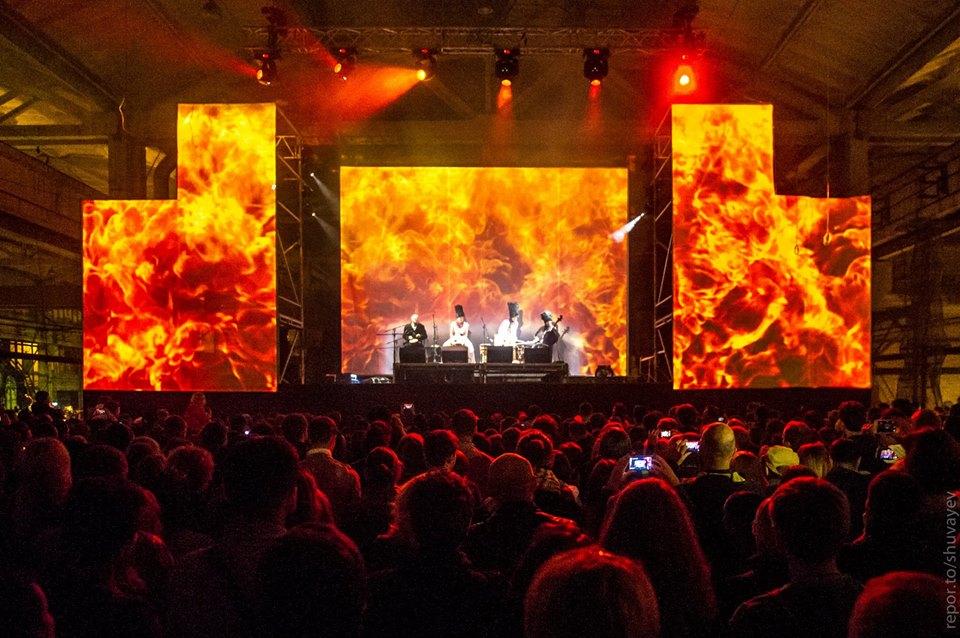Трек гурту «ДахаБраха» з'явився у серіалі Fargo