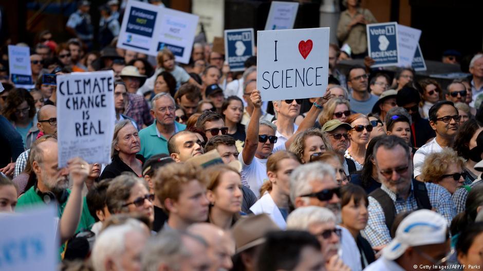 Вчені пройшли маршем у 600 містах світу