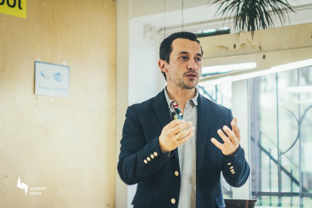 «Під час роботи відійшло 4 команди» — Назар Федорчук, CEO Senstone