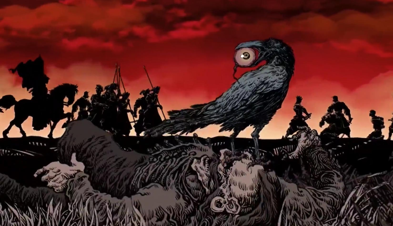 Анімаційний серіал за творами Шевченка — незабаром на ТБ