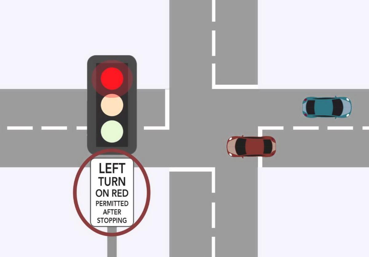 Водіям в Україні хочуть дозволити поворот на червоне світло