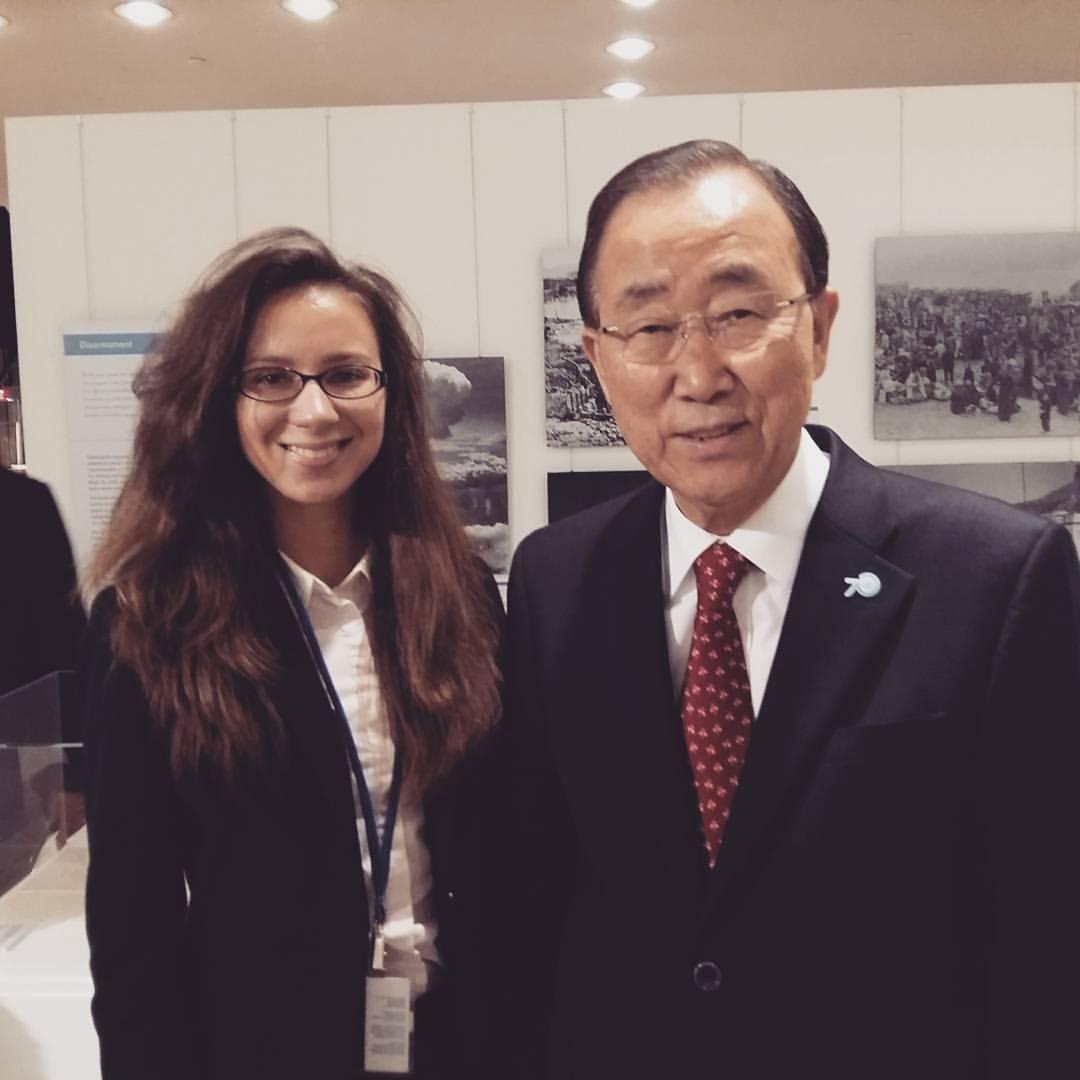 Зустріч із Генсеком ООН