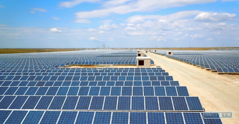На Одещині стартує будівництво сонячної електростанції