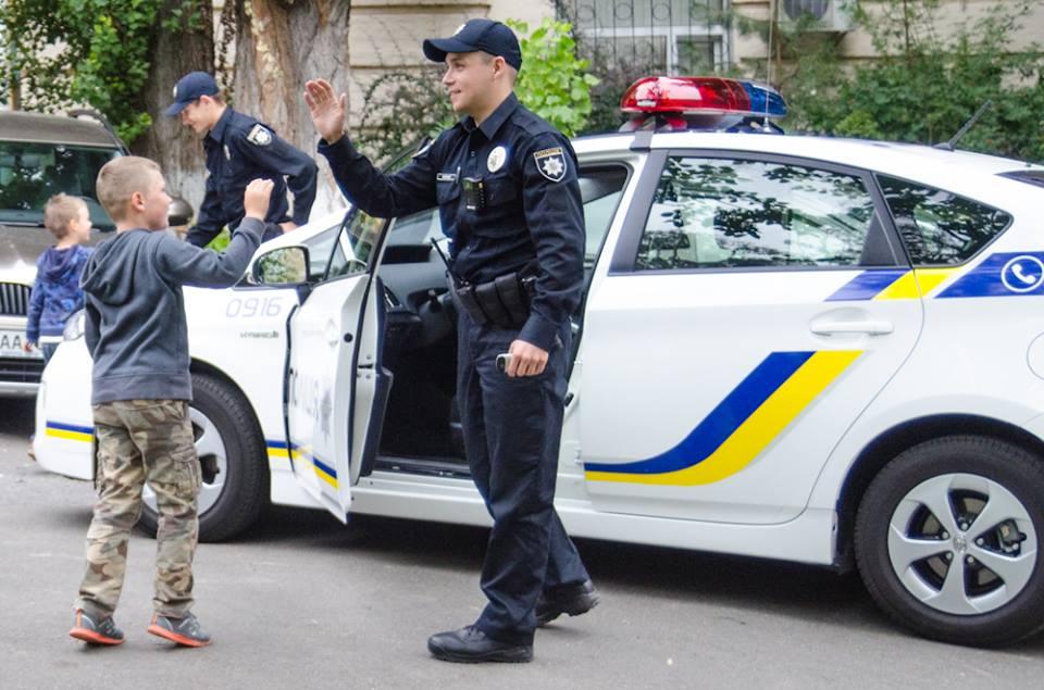 У Києві презентували додаток для взаємодії Нацполіції та громади