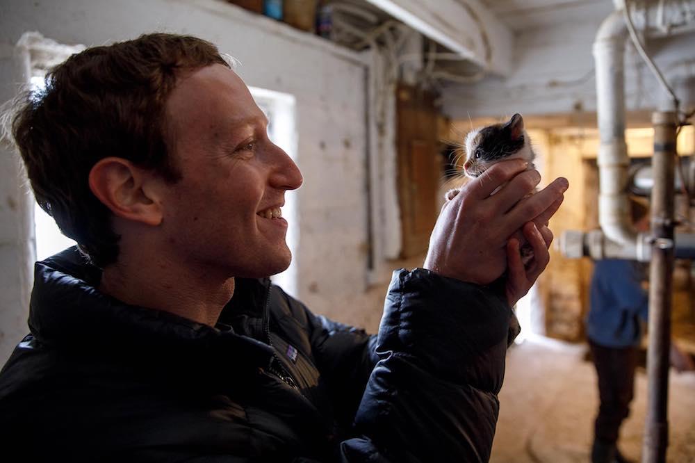 Марк Цукерберґ — про фейкові новини, бізнес та суспільство