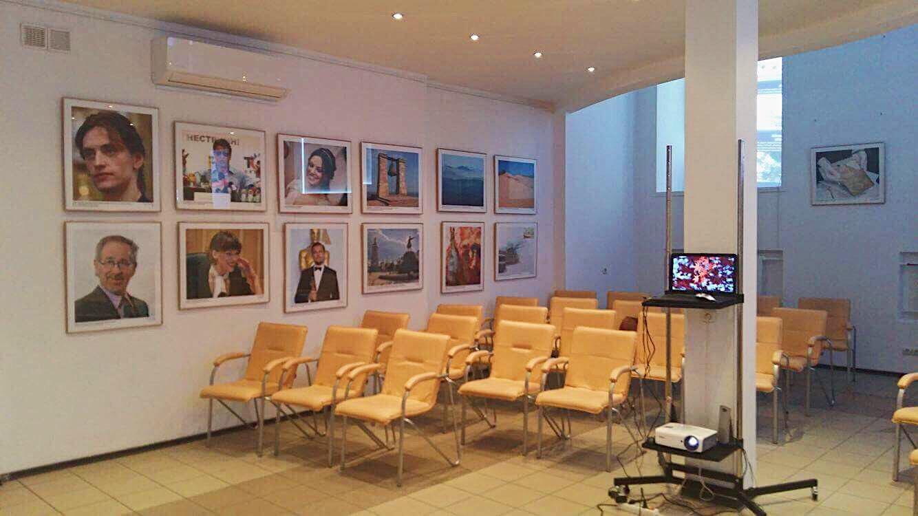 Іноземні ЗМІ під час Євробачення працюватимуть у просторі ArtHub