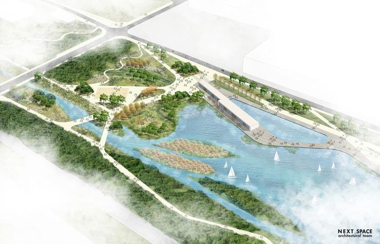 У столиці пропонують створити водний громадський простір за 262 млн грн