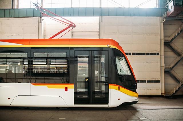 Odeśka kompanija vypustyla energoefektyvnyj tramvaj