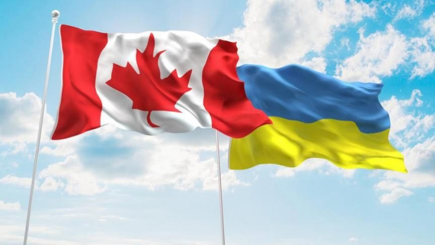 Ukraїna otrymaje zonu viľnoї torgivli z Kanadoju — rišennja Senatu