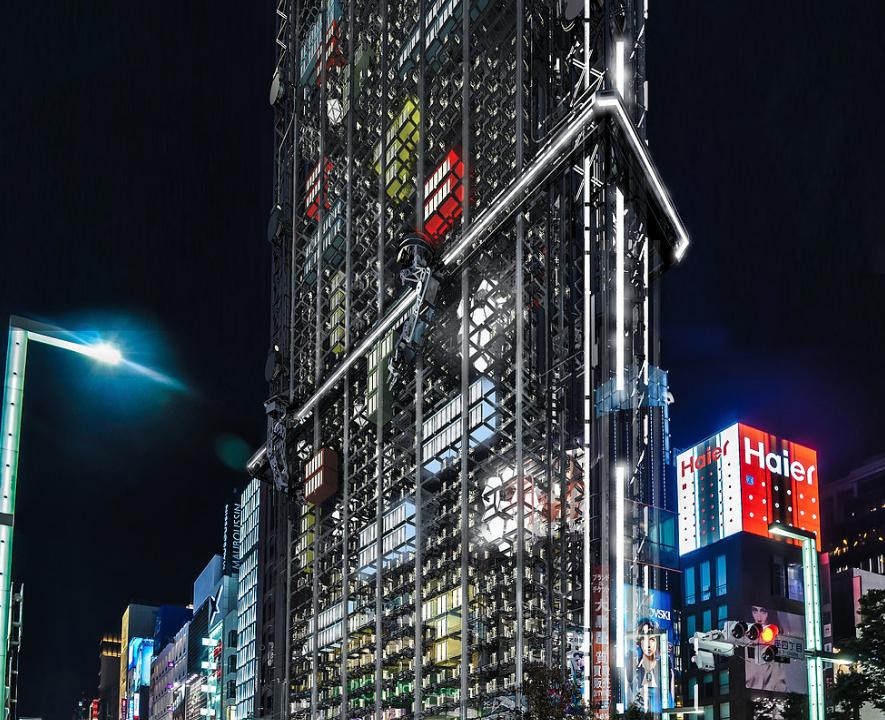 Архітектор із Малайзії запропонував «надрукувати» хмарочос