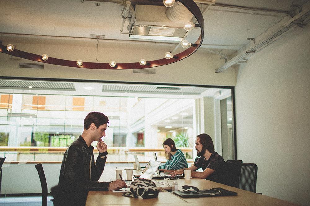Coworking Platforma vidkryvaje novyj ofisnyj prostir u Kyjevi
