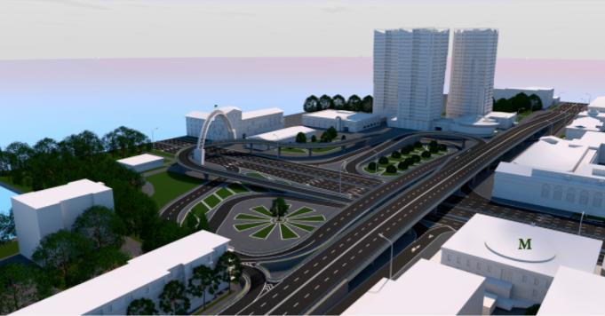 У столиці знесуть «Більшовик» і побудують Шулявський шляхопровід
