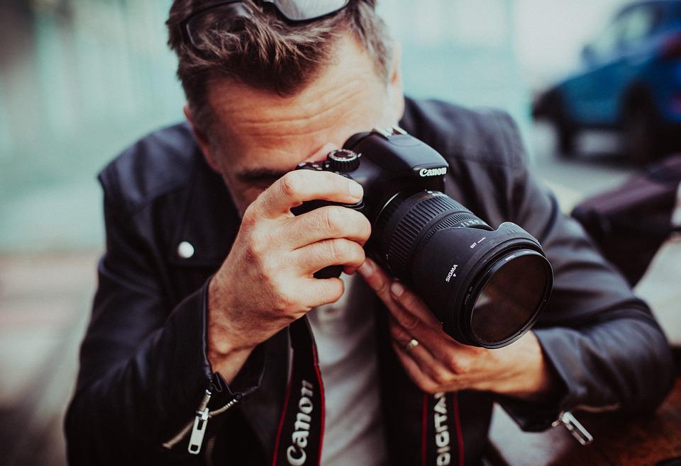 Українцям пропонують книгу про те, як стати успішним фотографом