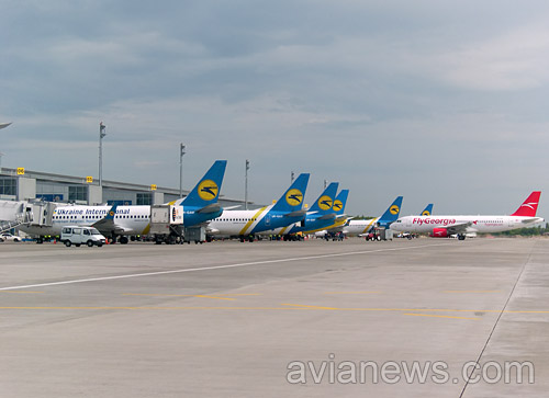 MAU vvela novi taryfy low-cost na vnutrišni i mižnarodni aviarejsy
