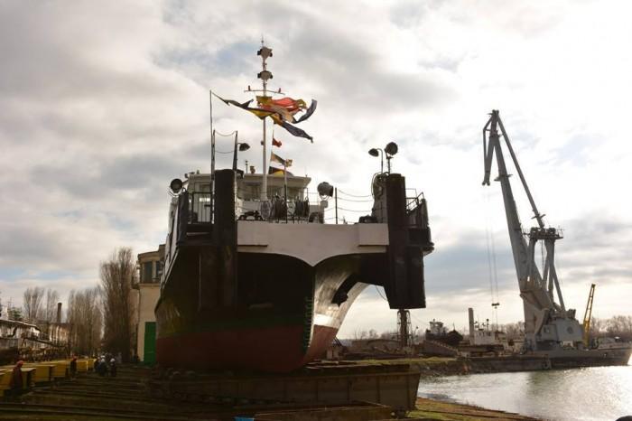 Dunajśkyj flot Ukraїny modernizujuť koštom kytajciv