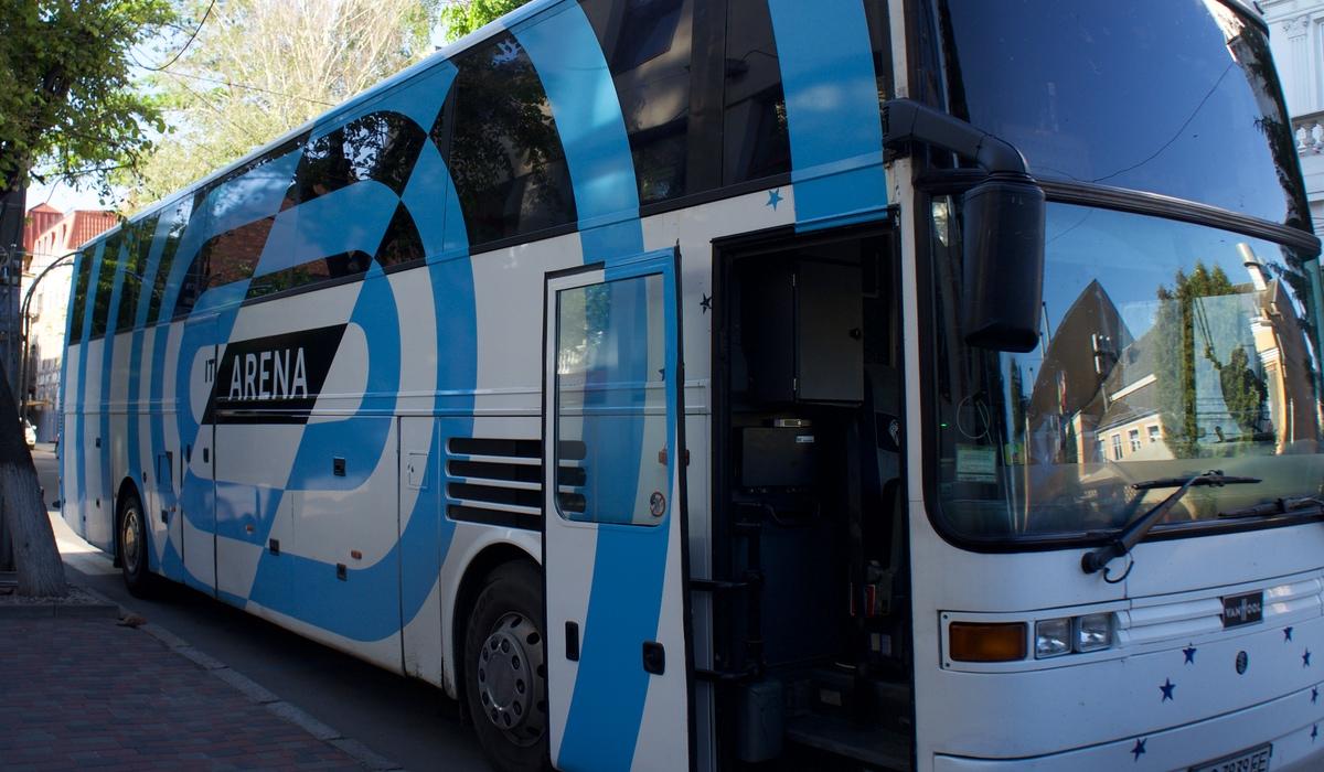 Повний автобус IT