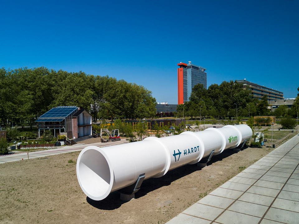 Hyperloop počne perši testovi zapusky