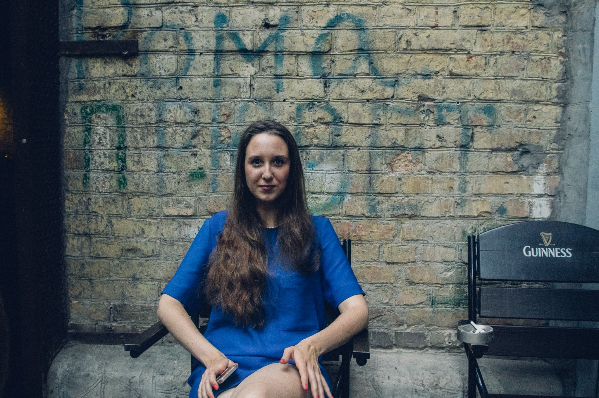 Nastasija Jevdokymova, Parasol: «Golovne čym možna dopomogty — spilkuvannjam»