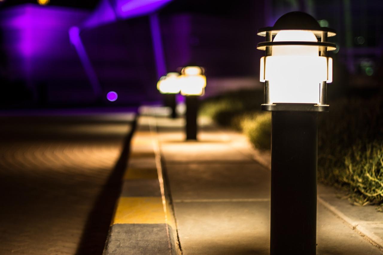 Kryvyj Rig teper pidsvičujeťsja LED-lampamy