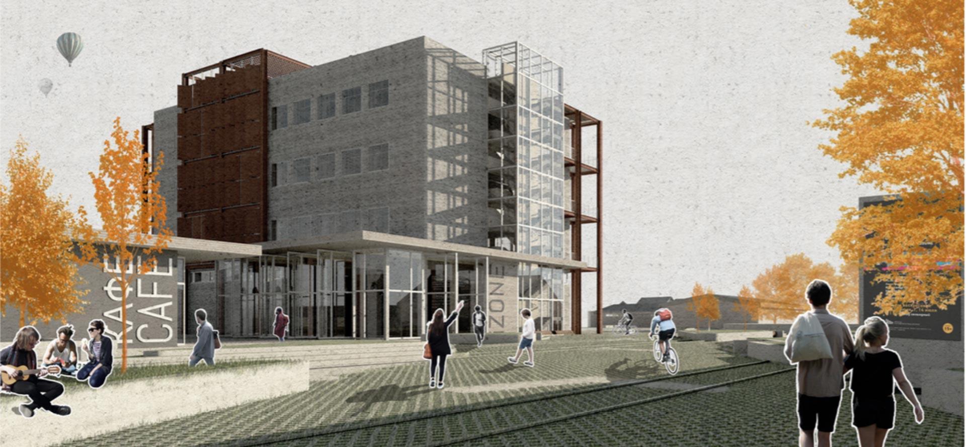 У столиці пропонують створити креативний квартал