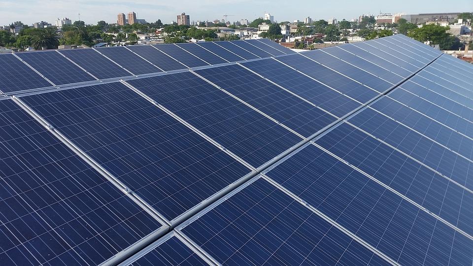 На Херсонщині запустили сонячну електростанцію