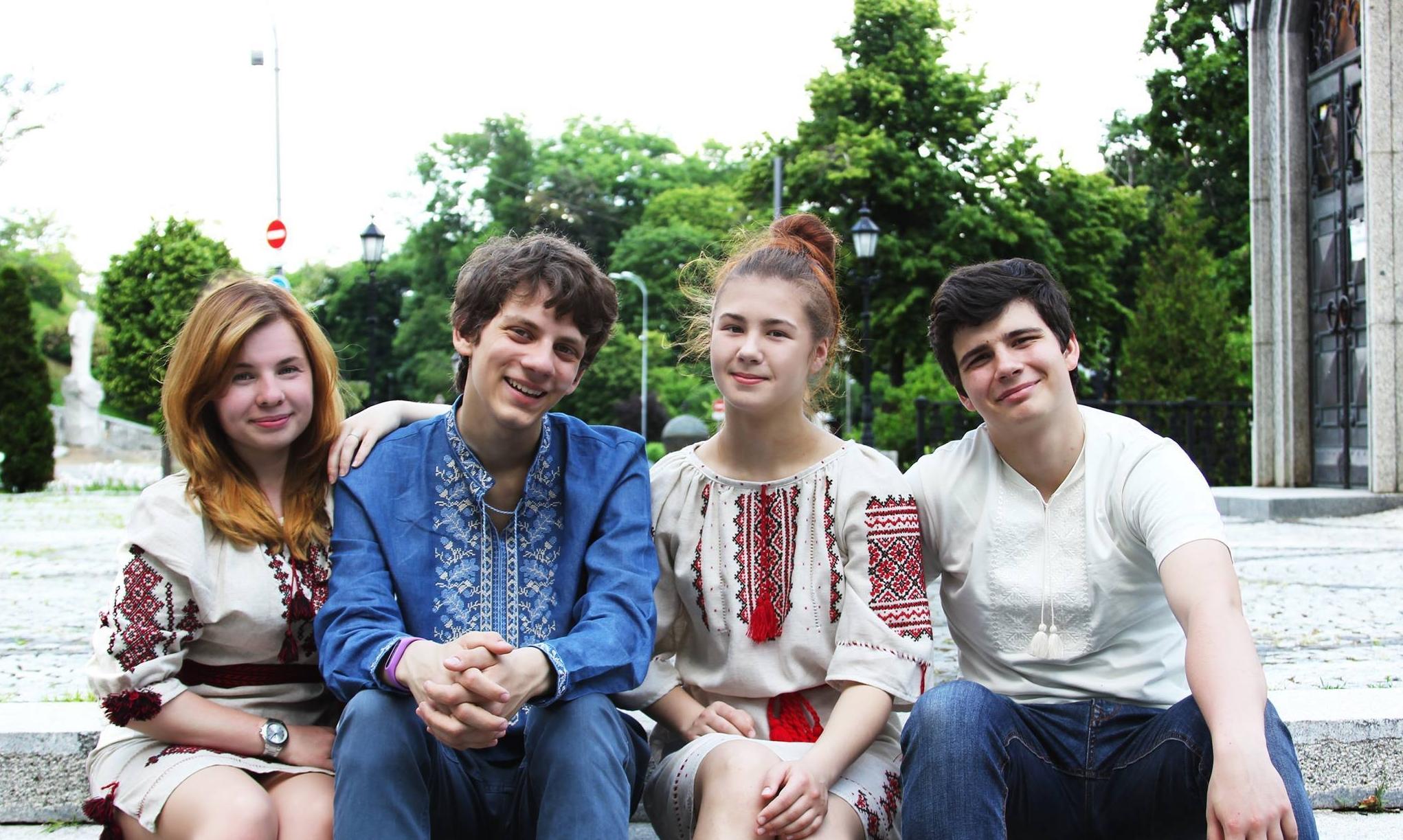 Ukraїnśki školjari uvijšly v TOP-20 sered 160 kraїn na FIRST GLOBAL
