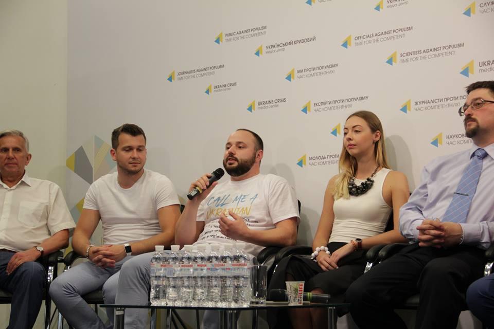 Proekt ukraїnśkoї svitlynoteky vidznačyv drugyj misjać roboty