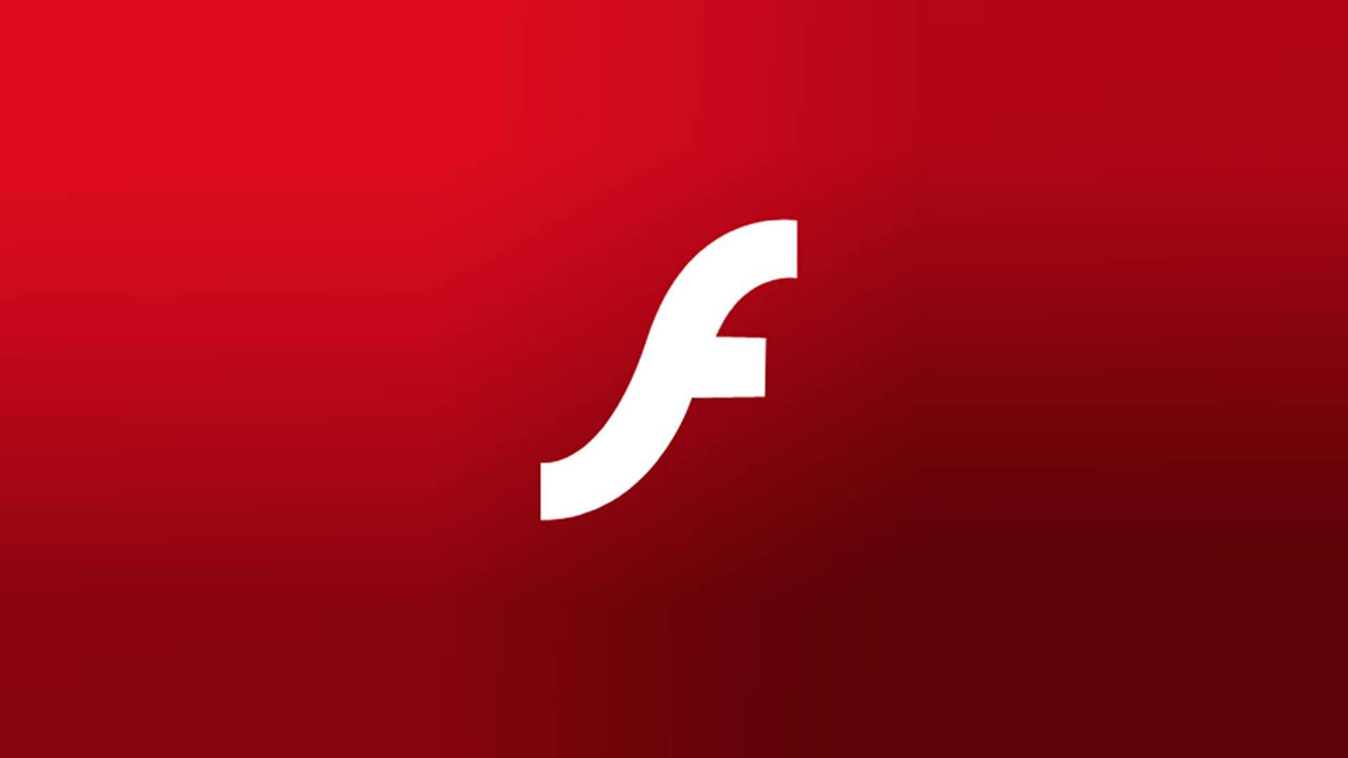 Adobe Flash припинить роботу до 2020 року