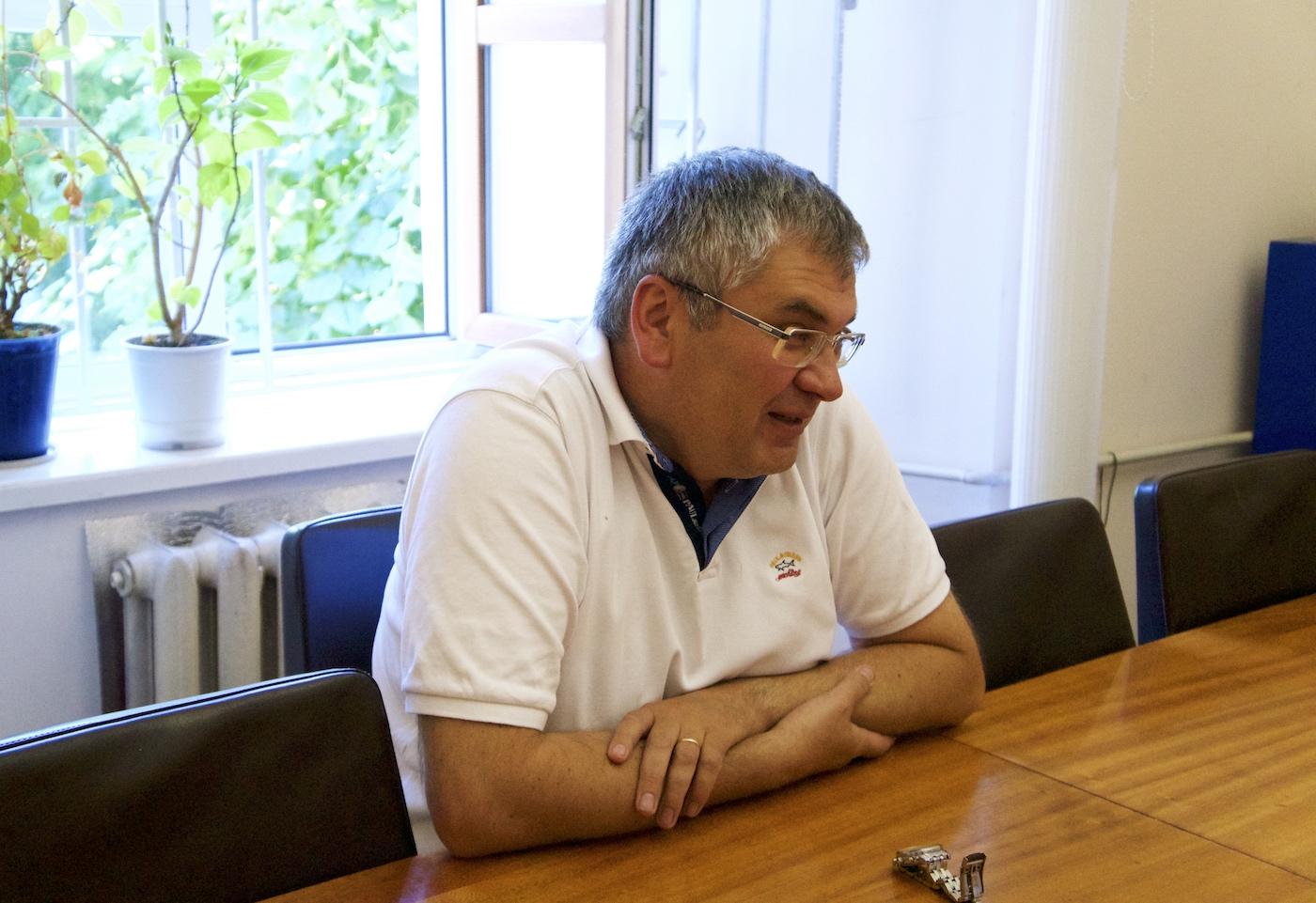Jurij Legun: «Spočatku ne groši, a ideja maje buty. Adže arhivy zberigajuť našu kolektyvnu pam'jať»