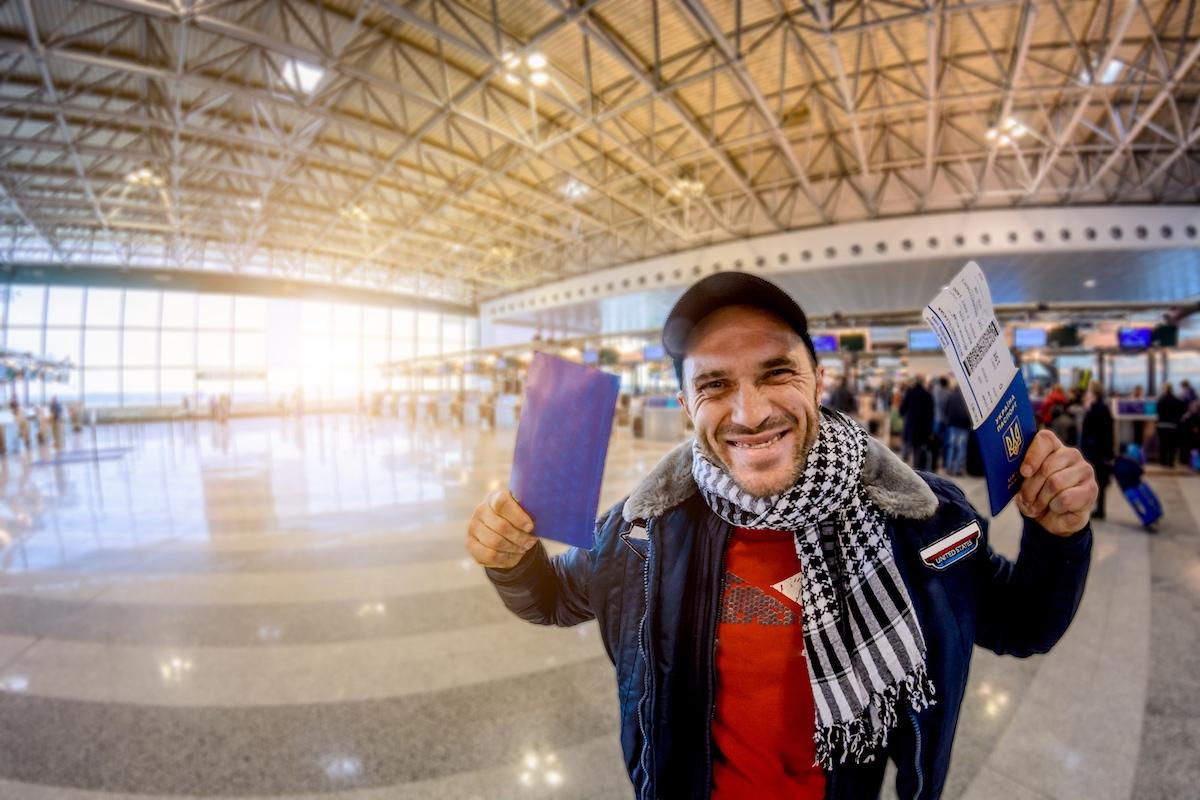 Ukraїnci vže oformyly ponad 4 mln biometryčnyh pasportiv