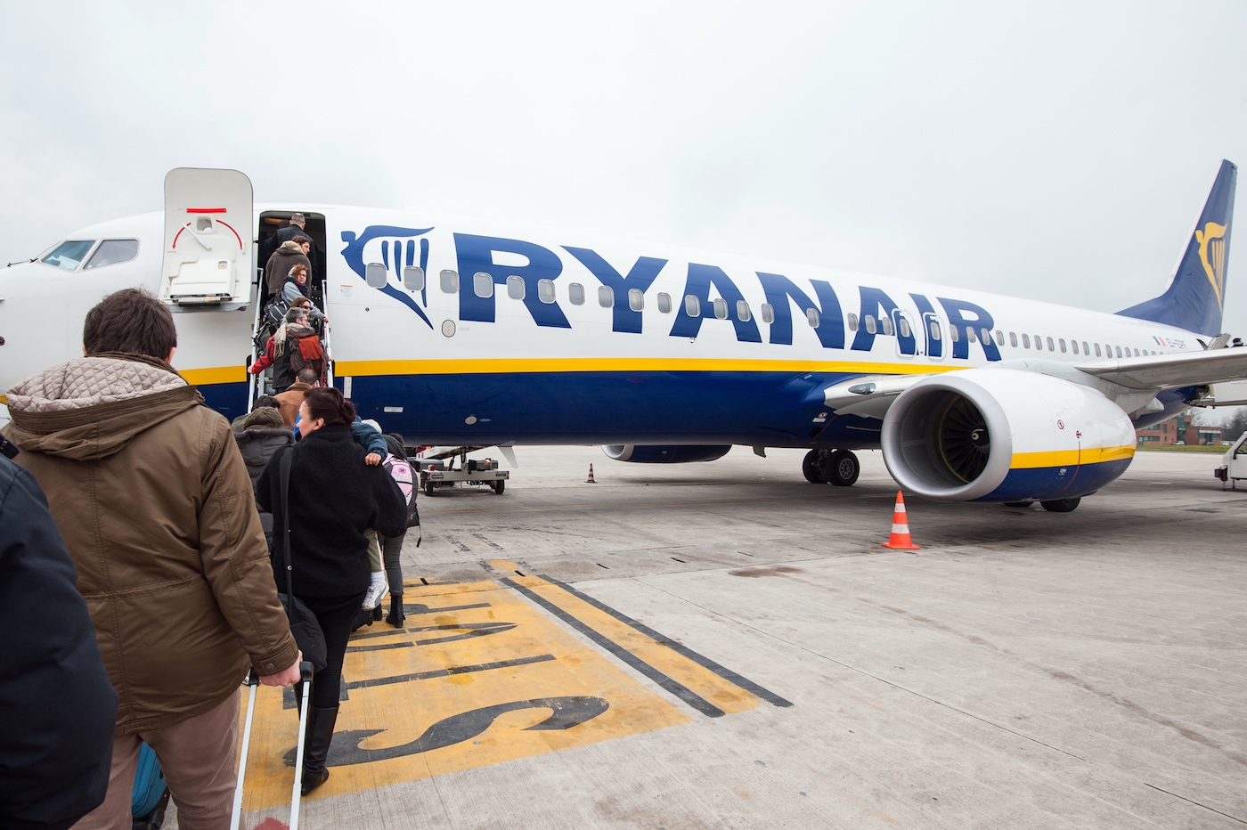 Ryanair все-таки літатиме з Борисполя
