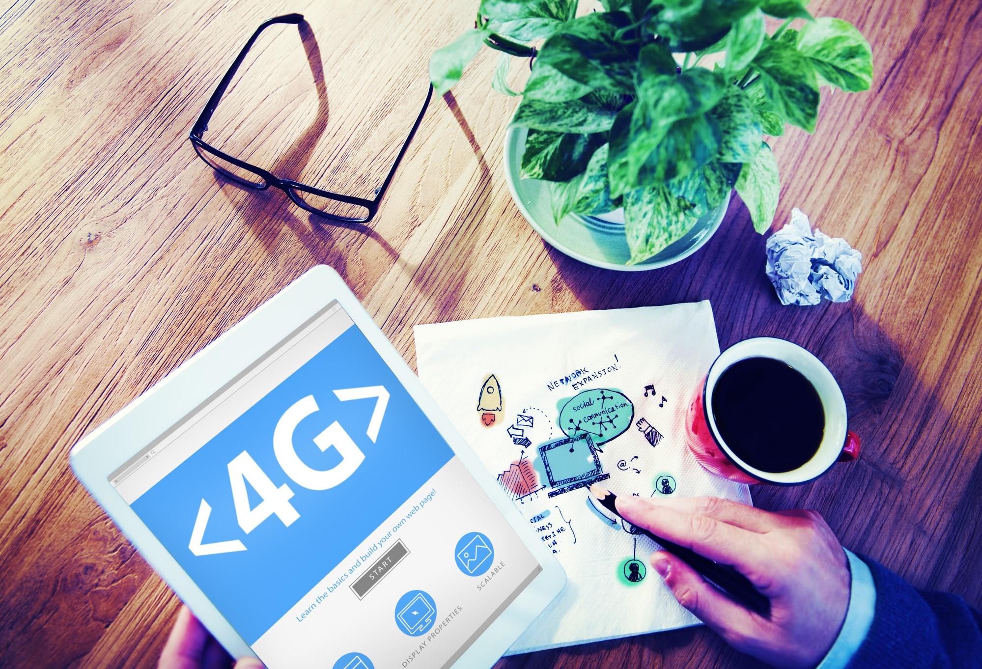 4G в Україні прийде швидше із частотою 1800 МГц