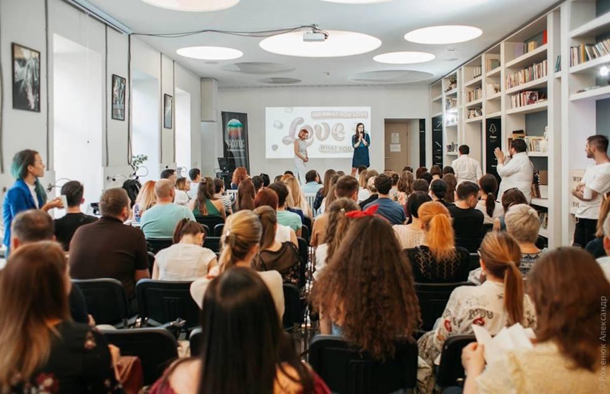Робота як задоволення — поради українських топ-менеджерів та творчих людей