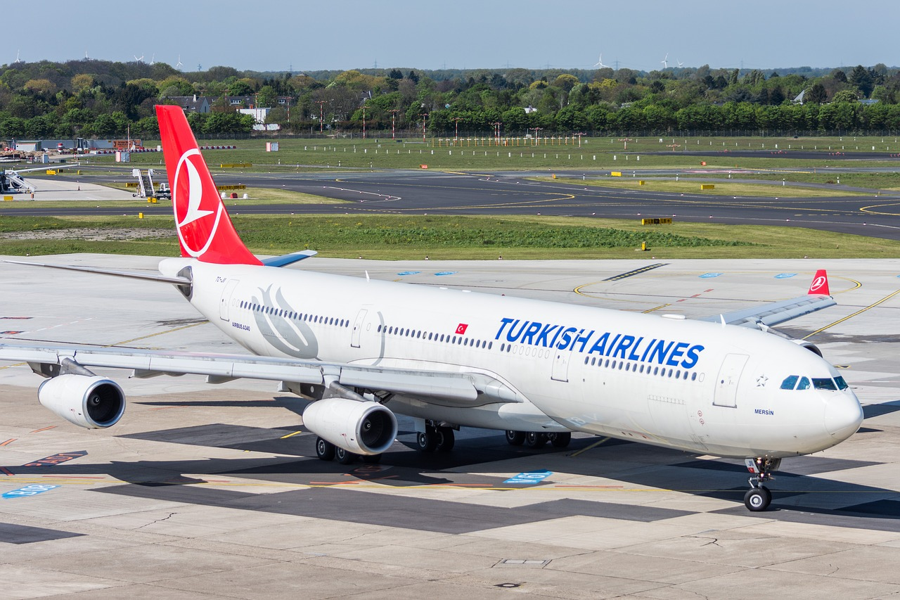 Turkish Airlines розпродає квитки до Стамбулу