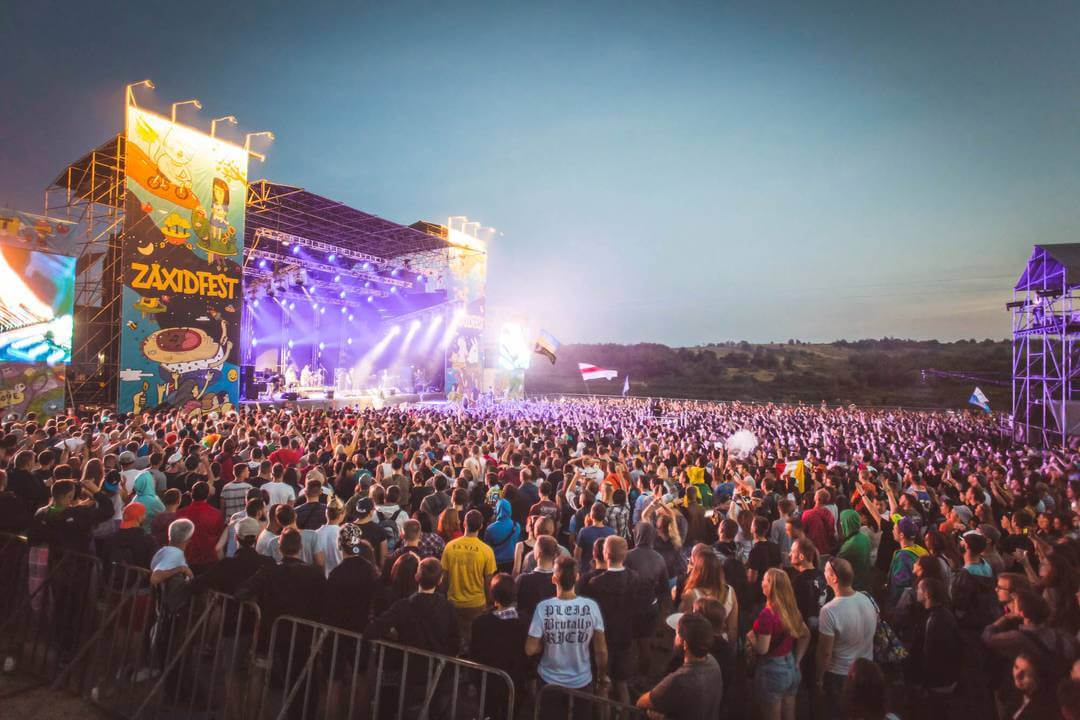 Для фестивалю Zaxidfest створять безбар'єрне середовище