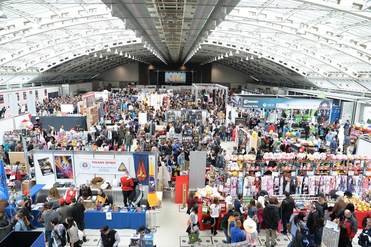 Ukraїnśkyj hudožnyk vperše їde na Comic-Con u SŠA