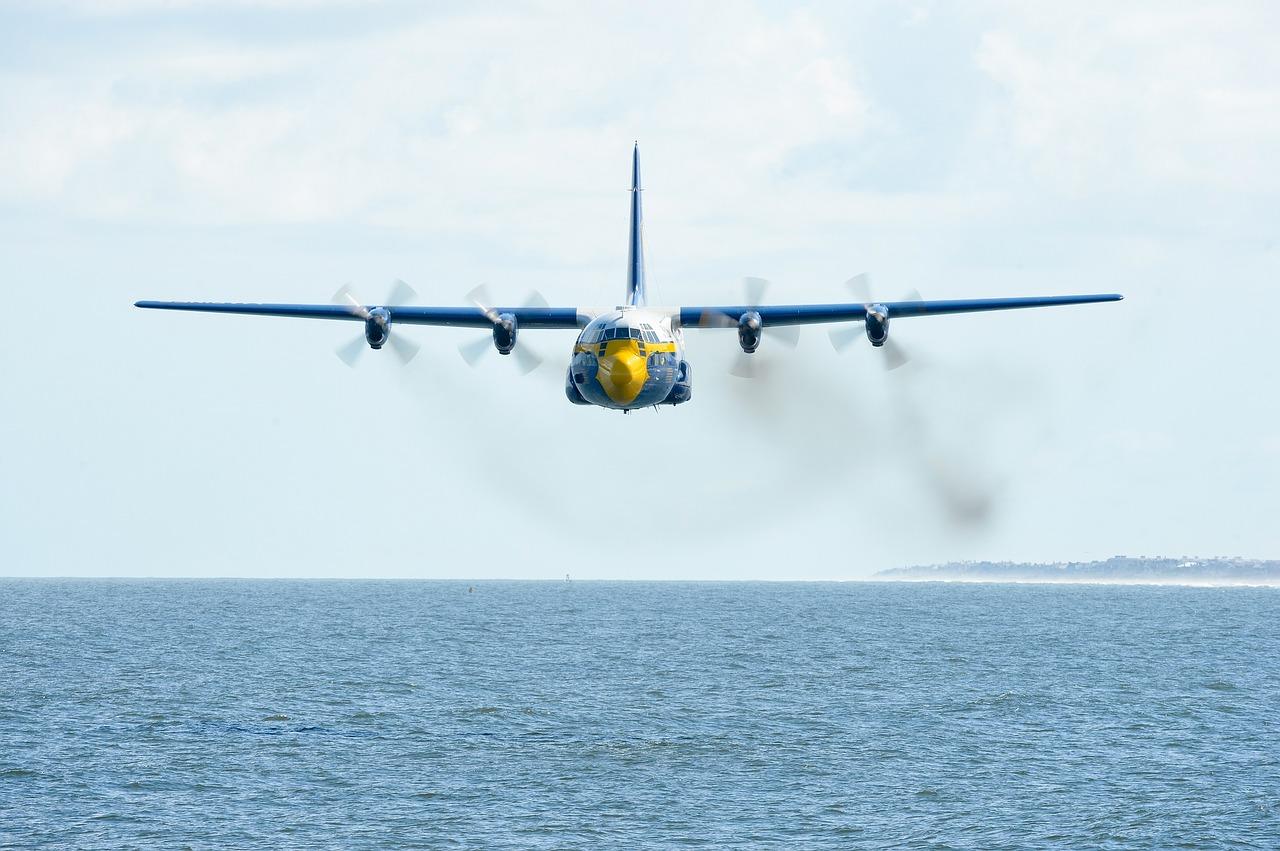 Українські льотчики виступили на британському авіашоу