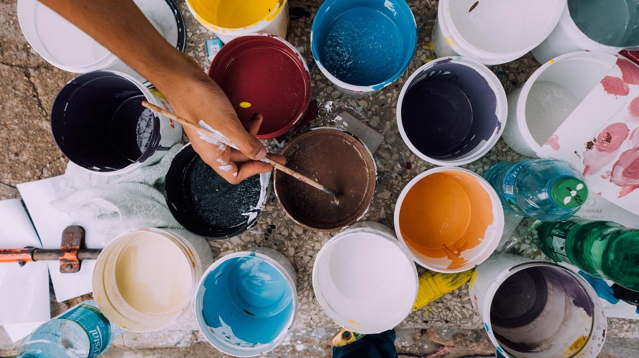 U stolyci počaly prykrašaty muralamy teplovi pidstanciї