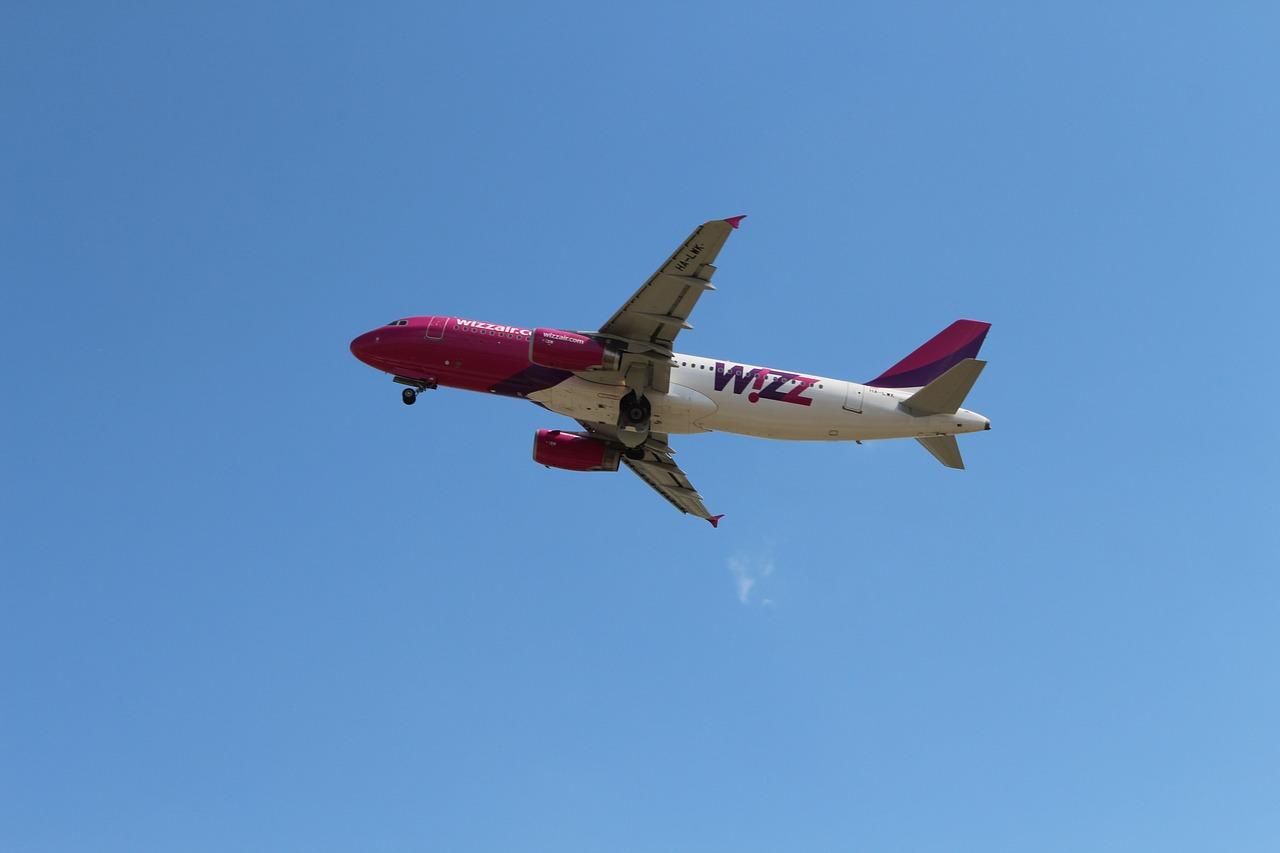 WizzAir zapuskaje novi maršruty v Ukraїni
