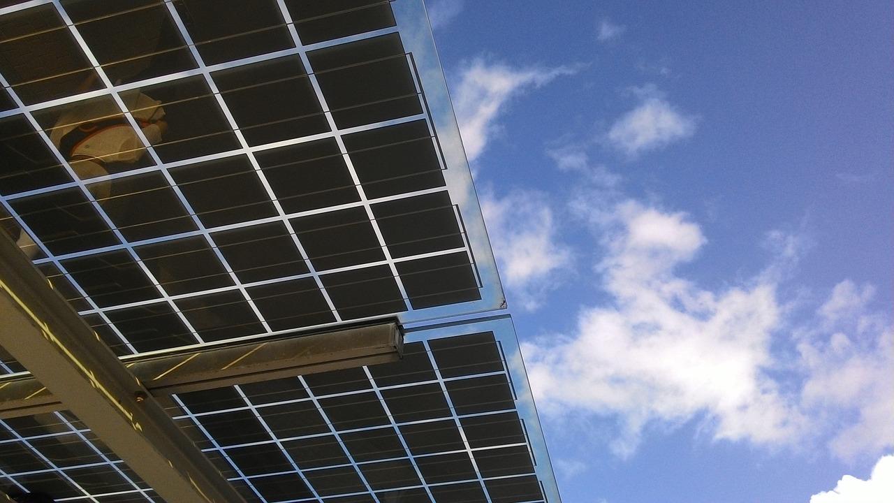 У столиці з'явилася сонячна електростанція на 88 кВт