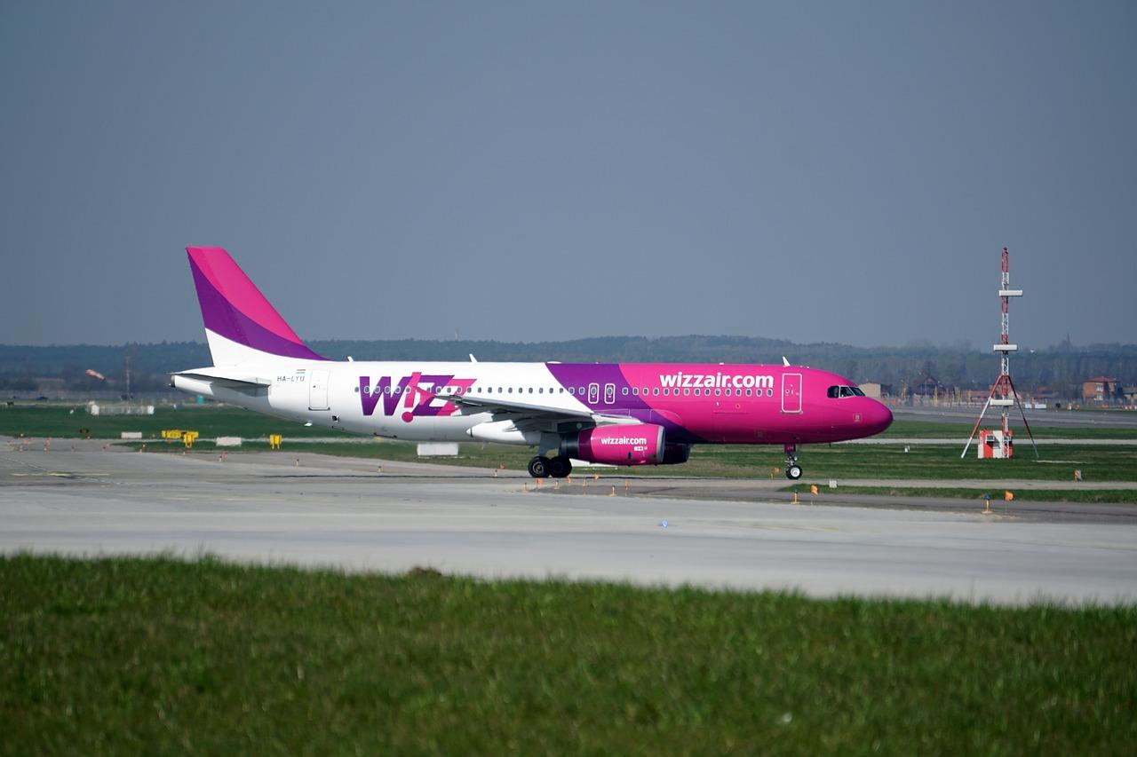 Wizz Air zapustyv rejs z Kyjeva do Varšavy