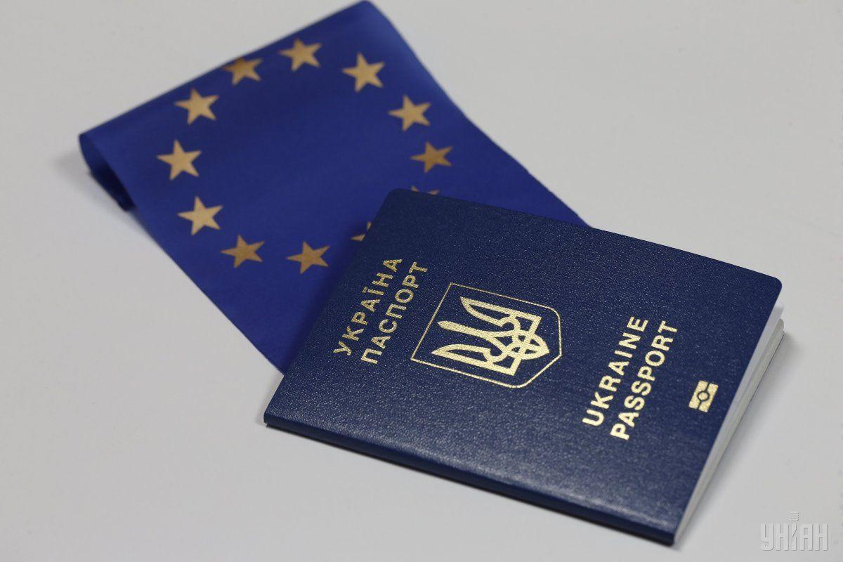 Українці отримали близько 770 тис біометричних паспортів
