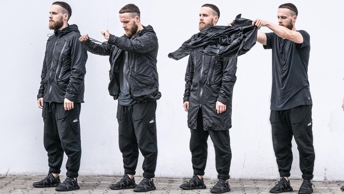 Український бренд чоловічого одягу виходить на Kickstarter