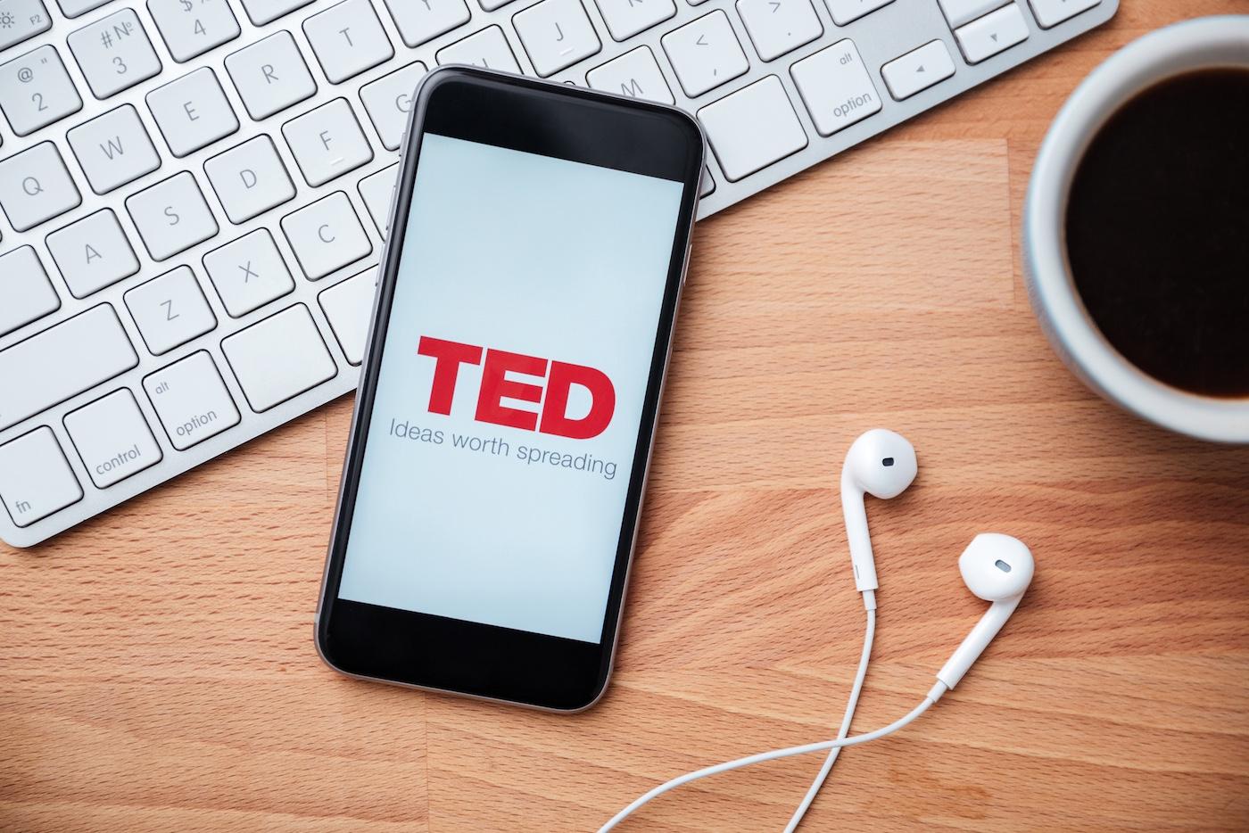 Спікери TED — про економіку спільного споживання