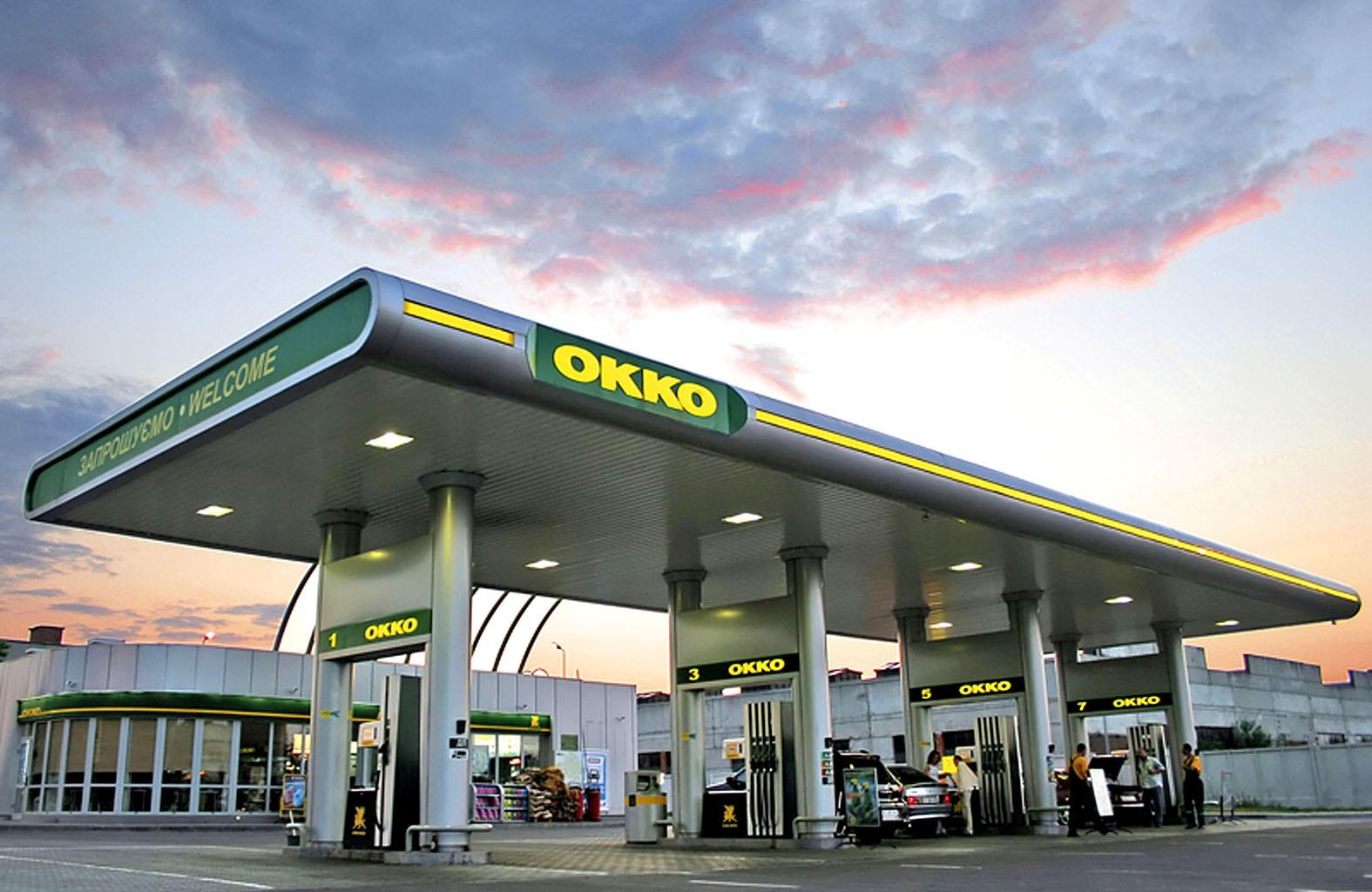 Мережа заправок «OKKO» запустила оплату палива через MasterPass