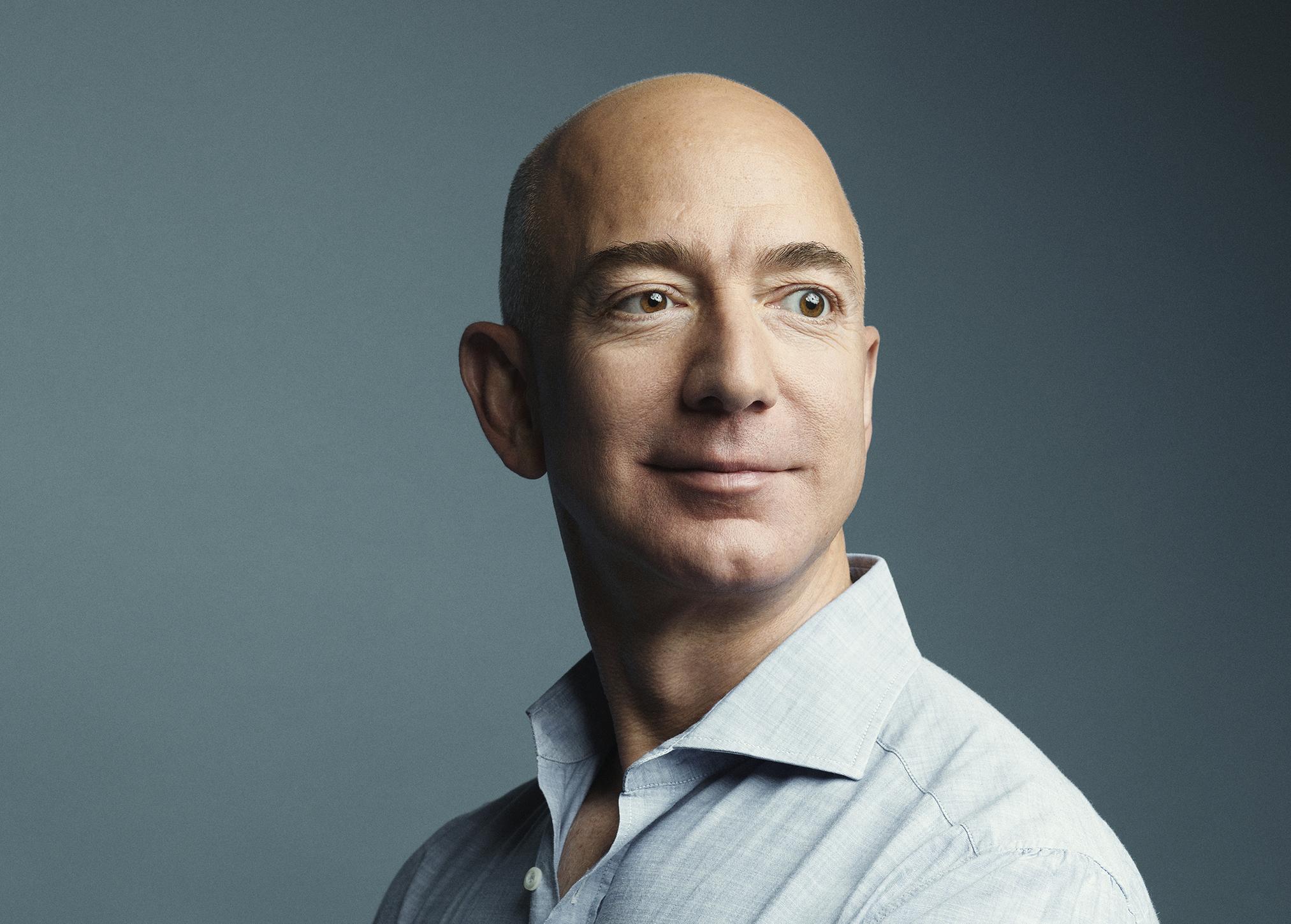 7 nezvyčnyh faktiv pro CEO Amazon
