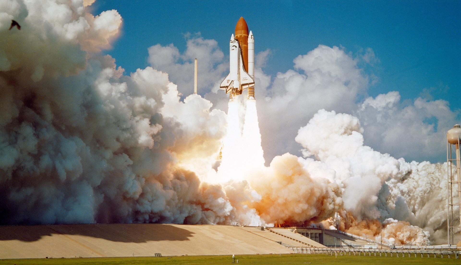 NASA розробляє ракету для кількатижневих польотів на Марс