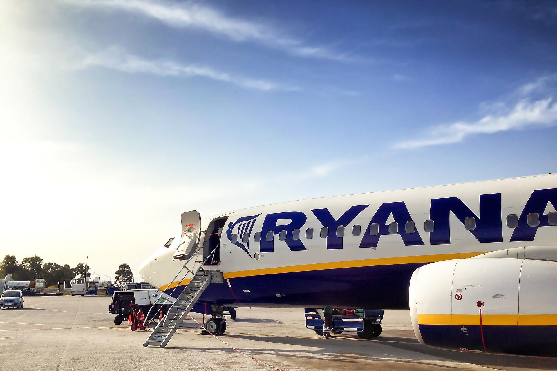 Ryanair оголосив розпродаж квитків від €7,5