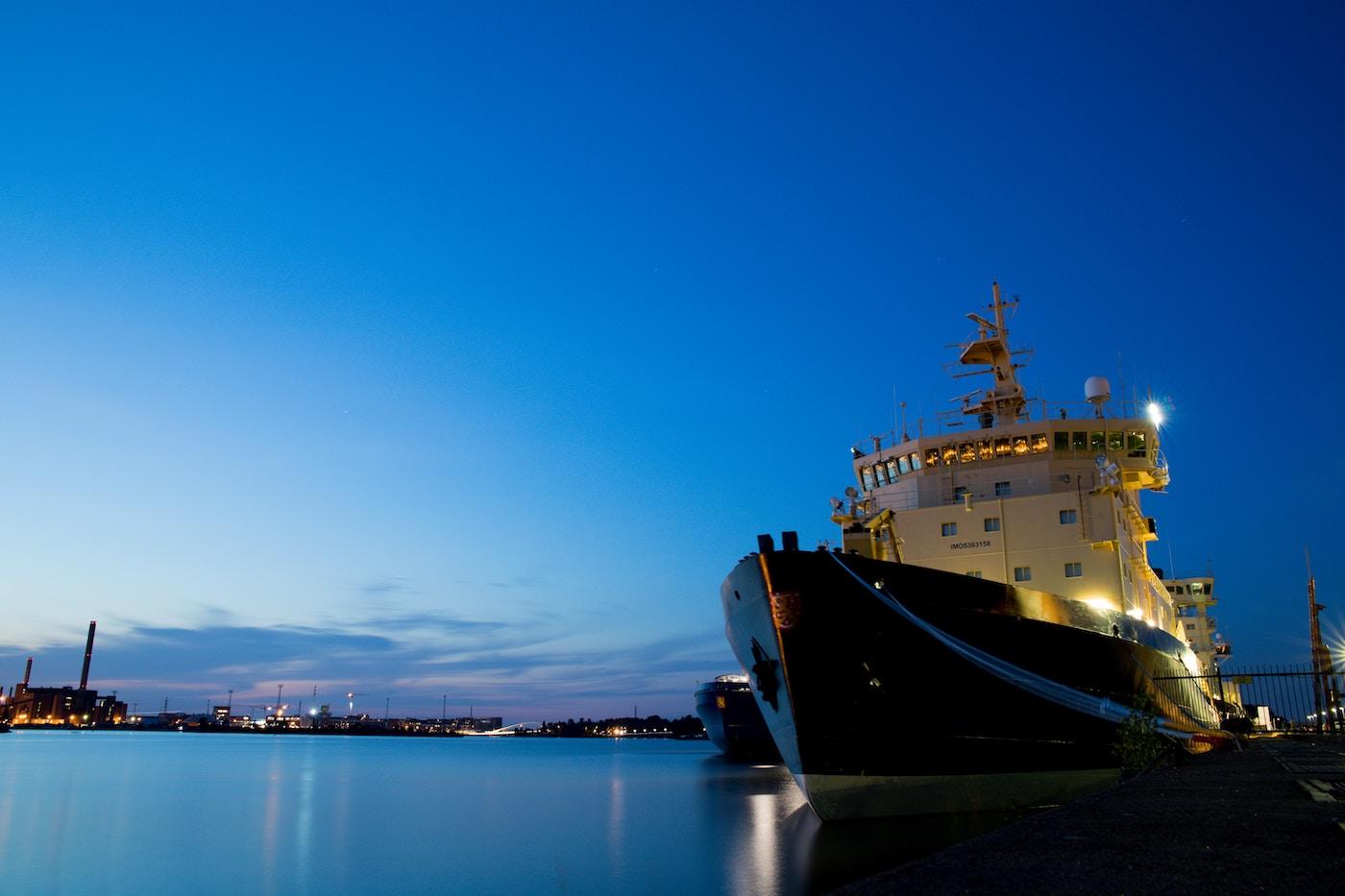 Amerykanci investujuť $30 mln u Mykolaїvśkyj port