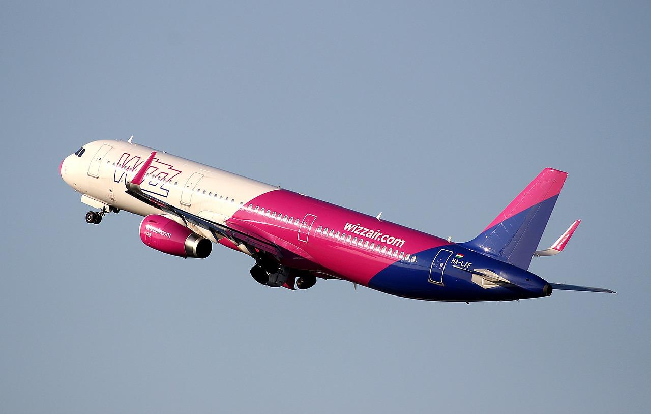 Wizz Air відкриє 2 нових напрямки з Києва до Польщі